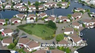 Aqua-State - Vakantiehuizen - Ferienwohnungen in Lemmer Friesland am Ijsselmeer