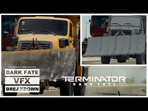 TERMINATOR: DARK FATE - VFX BREAKDOWN By UPP