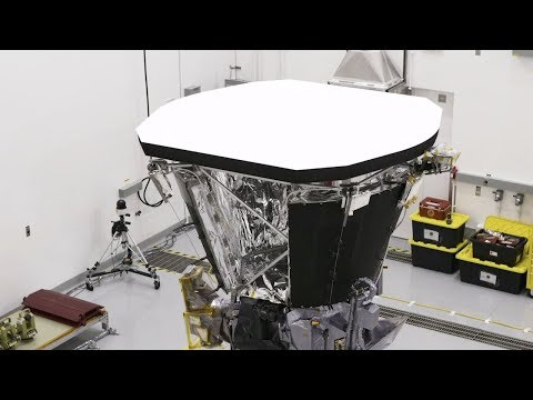 Parker Solar Probe heat shield explained
