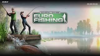 60 minutes chrono - #8 - Dovetail Games Euro Fishing (Xbox One/PlayStation 4/PC)