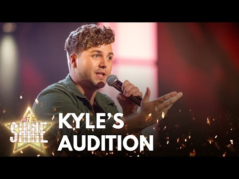 Kyle Passmore performs 'You Give Me Something' by James Morrison - Let It Shine - BBC One