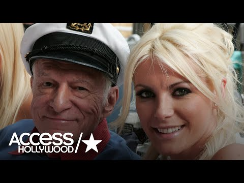 Hugh Hefner's Wife Crystal Hefner Won't Get Any Of His Playboy Fortune | Access Hollywood