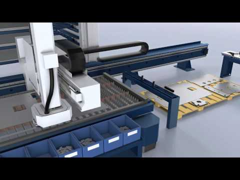 TRUMPF Automation: SortMaster - Fully automated sorting