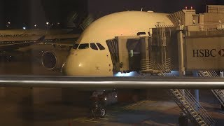 Singapore Airlines A380-800 Business Class SIN-FRA, Round the World 6-4