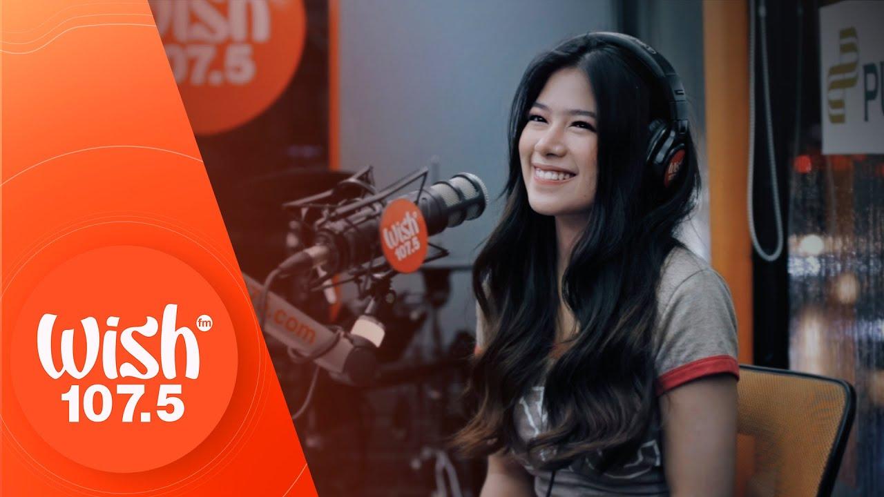 """Gigi De Lana performs """"Pangarap Ko ang Ibigin Ka"""" LIVE on Wish 107.5 Bus"""