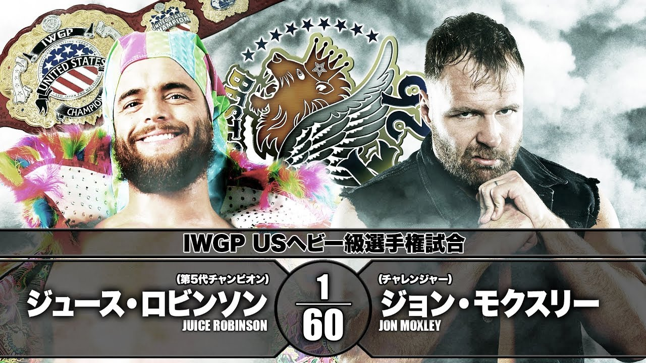 Juice Robinson Vs. Jon Moxley: Match VTR | NJPW Best Of The Super Jr. Final  Day (YouTube): SquaredCircle