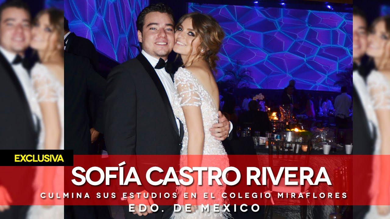 979c03e1a Sofía Castro Rivera en su fiesta de graduación - YouTube