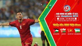 Công Phượng đi bóng khéo léo, Anh Đức ghi bàn gỡ hòa cho U23 Việt Nam | VFF Channel