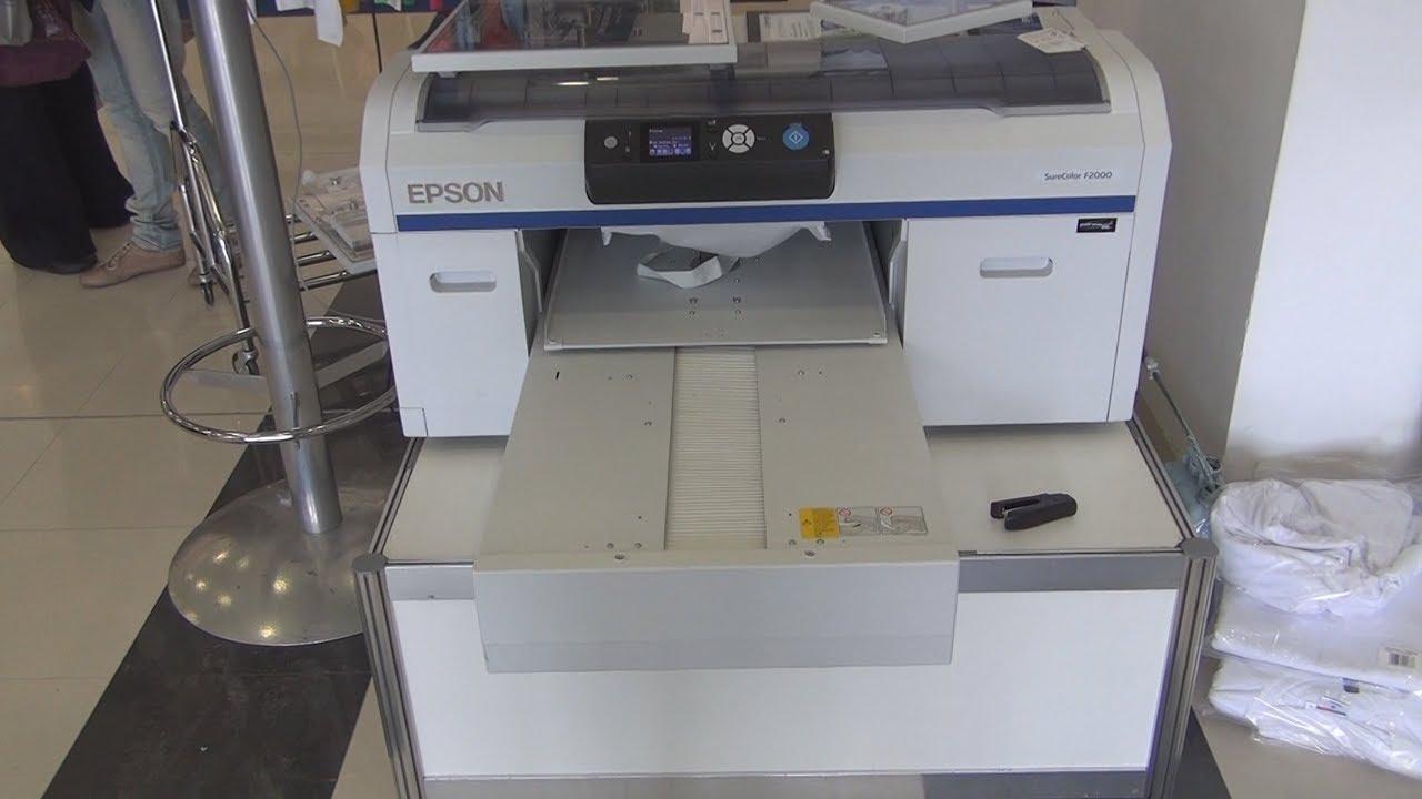 Download Epson SureColor F2000 printer review