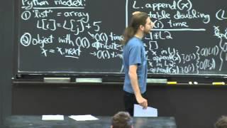 2. Models of Computation, Document Distance
