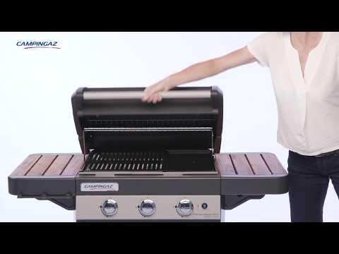 Barbecue au gaz CAMPINGAZ 3 Series Classic WLD 2 en 1 +