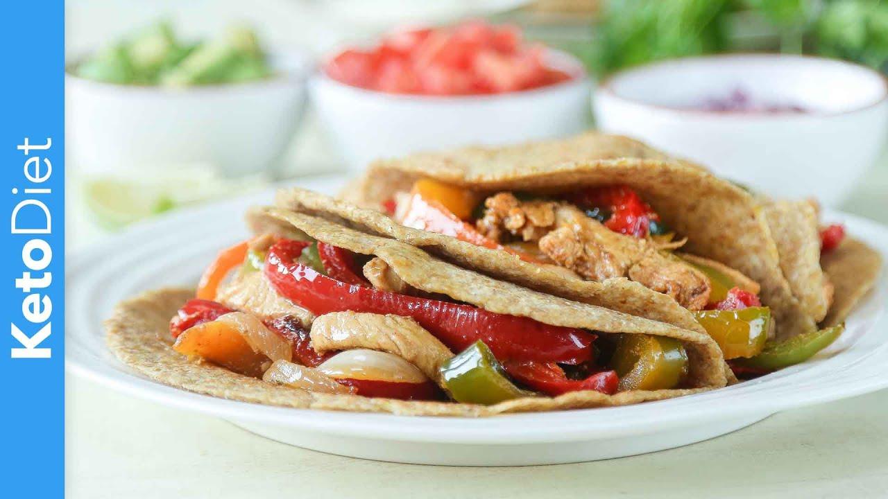 Diet Tapi Nak Makan Sedap..Jom Cuba Roti Tortila Homemade Ni