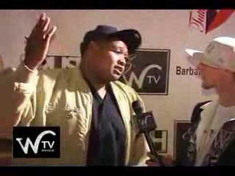 Omar Benson Miller (8mile) Bones I Love Ny VH1