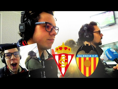 ¡¡REACCIONANDO AL SPORTING-VALENCIA DESDE LA RADIO!!| Con Héctor Gómez| Copa del Rey