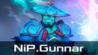 NiP.Gunnar — Storm Spirit, Mid Lane (Nov 11, 2019) | Dota 2 patch 7.22 gameplay