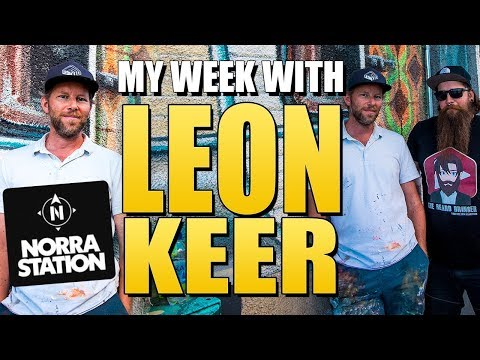 Leon Keer 3D Street Art at Norra Station Street Art Gallery 2018
