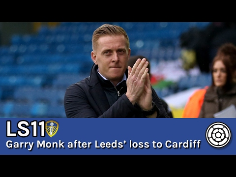LS11 | Garry Monk after Leeds' loss to Cardiff