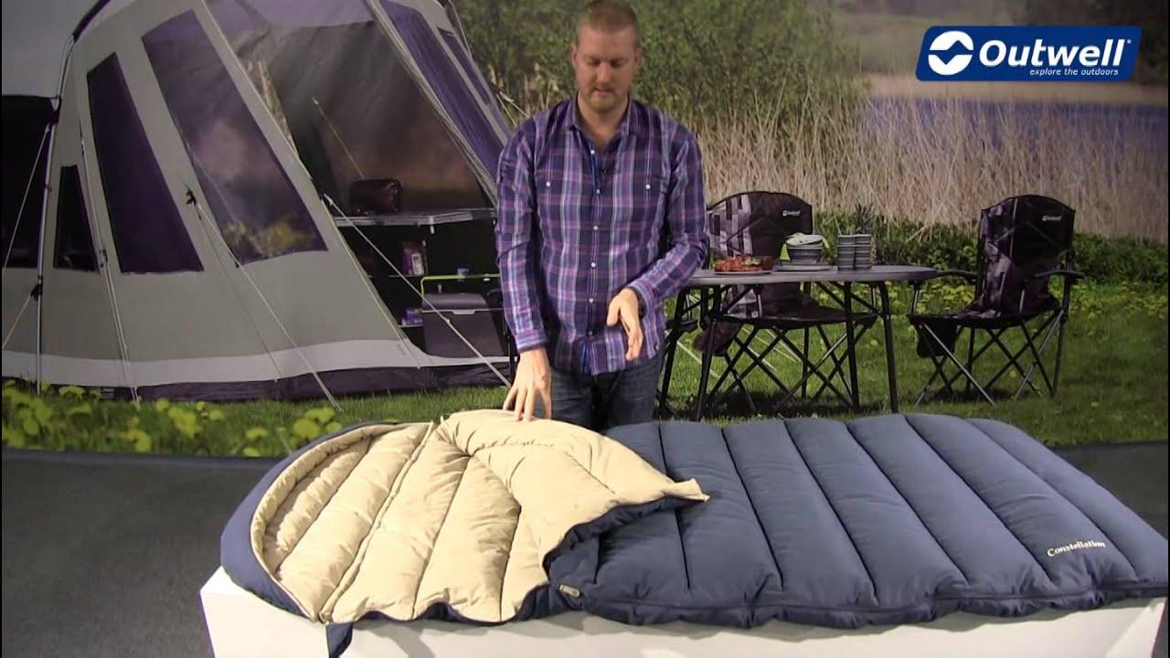 15de247e8 Outwell Sleeping bag Constellation Single | Innovative Family Camping
