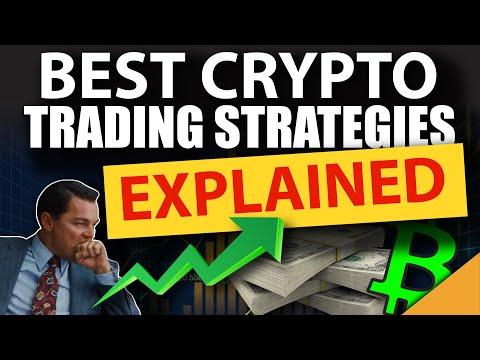 Best Crypto Trading Strategies EXPLAINED