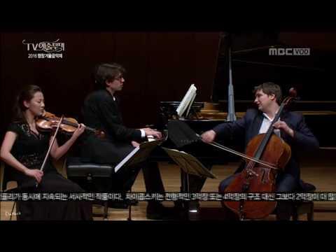 Lucas Debargue, Andrei Ioniţă, Clara Jumi-Kang: Tchaikovsky, Piano Trio in A Minor, Op. 50