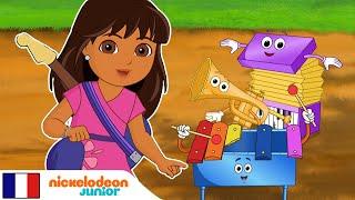 Dora & Friends | Nous sauvons la musique | Nick Jr.