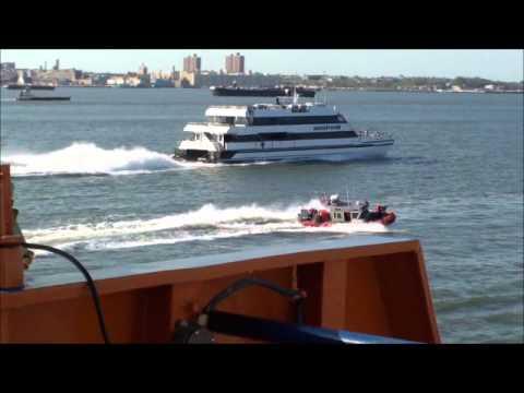 Ferry escort on YouTube