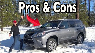 Reasons FOR and AGAINST: 2019 Lexus GX460 on Everyman Driver