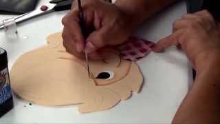 Como pintar caritas y expresiones 3 – Comunidad Manualidades