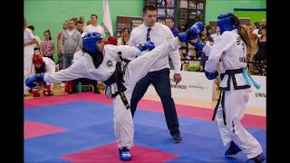 Manor Park Tae Kwon Do Club promo 2
