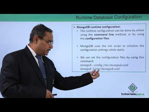 Runtime Database Configuration