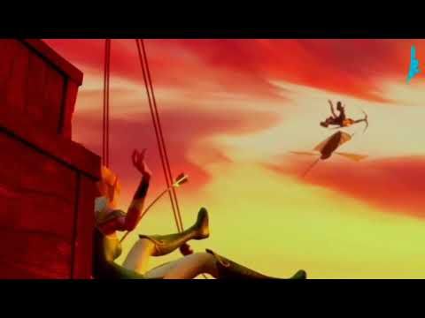 Tu Thodi Der Aur Thehar Jaa..... Love Animation Song.