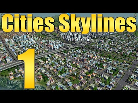 "Cities Skylines Boulder Rapids ""Help me name things!"" EP:1"