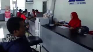 Cabang Bandung Sambut ULTAH JNE Yang Ke 26th