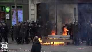 [Teaser] Loi Travail : molotov contre grenades - Paris 15/09/16