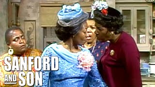 Donna Meets The Sanford Extended Family | Sanford and Son