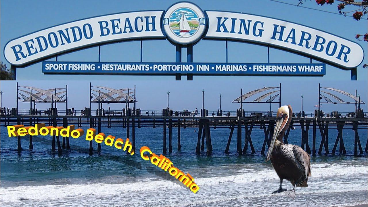 Complete Walkthrough Of Redondo Beach Pier In South Bay Los Angeles California