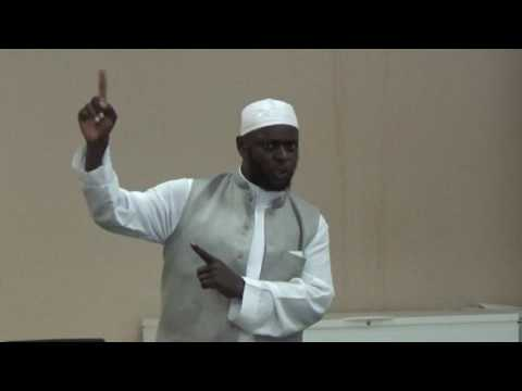 Imam Shafi , Presenting Islam to the Church on 10 22 16