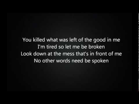YOU BE TAILS AND I'LL BE SONIC - A Day To Remember (Lyrics)