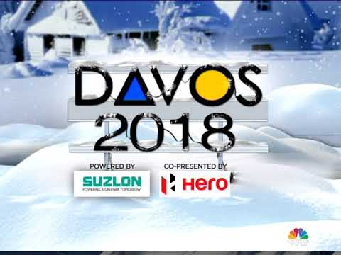 Davos 2018 Special With TCS CEO & Apollo Tyres MD