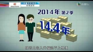 新聞透視 2015.01.17 青年住哪兒? Part One