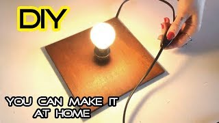 Woodworking Ideas for Beginners. How to make Night Light. Simple DIY Project YOU CAN MAKE | AVELID