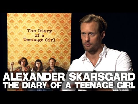 Alexander Skarsgård on Preparing For An Acting Role  THE DIARY OF A TEENAGE GIRL