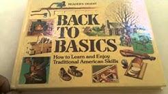Homestead Books: Readers Digest Back to Basics