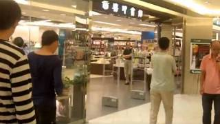 HK10 Run About in Tsim Sha Tsui, Kowloon, Hong Kong, Part II