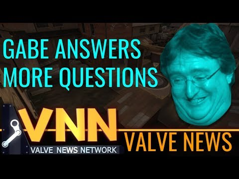 Gabe Answers MORE Community Questions - Newell Emails ep2