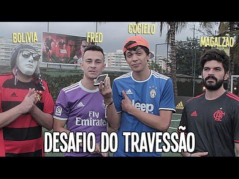 Veja o video – RECORDISTAS DO TRAVESSÃO