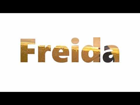 Freida the Dachshund
