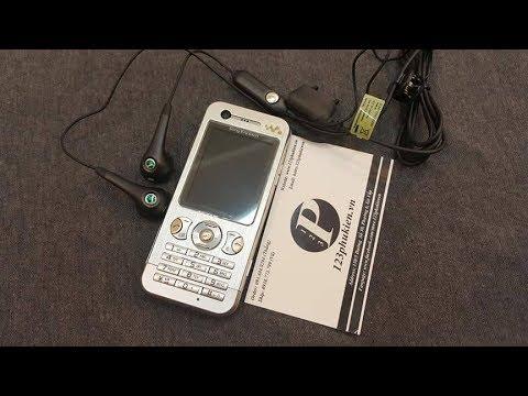 123PhuKien.vn - Review Điện Thoại Cổ Sony Ericsson W890i Chính Hãng