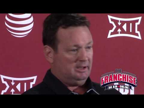 Bob Stoops Weekly Press Conference vs HOU