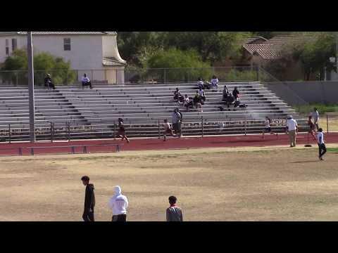 South Mountain High School -Naomi 300m